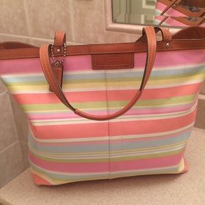 COACH XL Reversible Tote Bag
